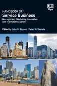 Cover Handbook of Service Business