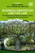 Cover Business Innovation and the Law
