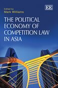Cover The Political Economy of Competition Law in Asia