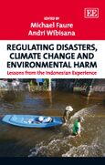 Cover Regulating Disasters, Climate Change and Environmental Harm