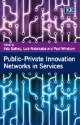 Cover Public–Private Innovation Networks in Services