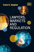 Cover Lawyers, Markets and Regulation
