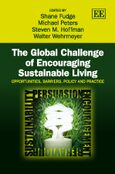 Cover The Global Challenge of Encouraging Sustainable Living