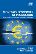 Cover Monetary Economies of Production