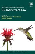 Cover Research Handbook on Biodiversity and Law