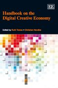 Cover Handbook on the Digital Creative Economy