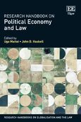 Cover Research Handbook on Political Economy and Law