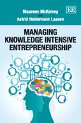 Cover Managing Knowledge Intensive Entrepreneurship