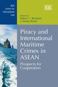 Cover Piracy and International Maritime Crimes in ASEAN