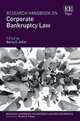 Cover Research Handbook on Corporate Bankruptcy Law