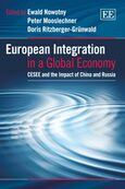 Cover European Integration in a Global Economy