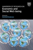 Cover Handbook of Research on Economic and Social Well-Being