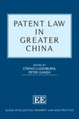Cover Patent Law in Greater China