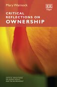 Cover Critical Reflections on Ownership