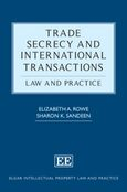 Cover Trade Secrecy and International Transactions