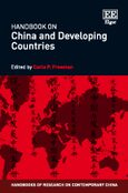 Cover Handbook on China and Developing Countries
