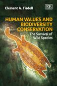 Cover Human Values and Biodiversity Conservation