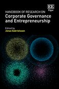 Cover Handbook of Research on Corporate Governance and Entrepreneurship