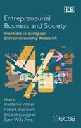 Cover Entrepreneurial Business and Society