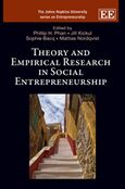 Cover Theory and Empirical Research in Social Entrepreneurship