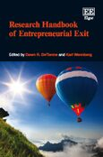 Cover Research Handbook of Entrepreneurial Exit