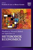 Cover Handbook of Research Methods and Applications in Heterodox Economics