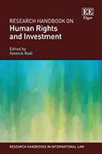 Cover Research Handbook on Human Rights and Investment