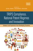 Cover TRIPS Compliance, National Patent Regimes and Innovation