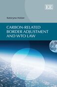 Cover Carbon-related Border Adjustment and WTO Law