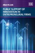 Cover Public Support of Innovation in Entrepreneurial Firms
