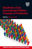 Cover Handbook of the International Political Economy of Production