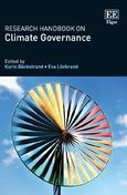 Cover Research Handbook on Climate Governance