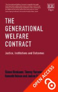 Cover The Generational Welfare Contract