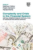 Cover Complexity and Crisis in the Financial System