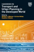 Cover Handbook on Transport and Urban Planning in the Developed World