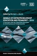Cover Annals of Entrepreneurship Education and Pedagogy – 2014