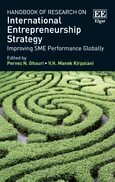 Cover Handbook of Research on International Entrepreneurship Strategy