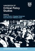 Cover Handbook of Critical Policy Studies