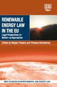 Cover Renewable Energy Law in the EU