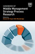 Cover Handbook of Middle Management Strategy Process Research