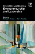 Cover Research Handbook on Entrepreneurship and Leadership