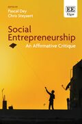 Cover Social Entrepreneurship
