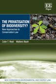 Cover The Privatisation of Biodiversity?