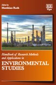 Cover Handbook of Research methods and Applications in Environmental Studies