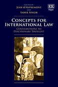 Cover Concepts for International Law