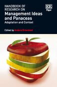 Cover Handbook of Research on Management Ideas and Panaceas