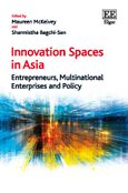 Cover Innovation Spaces in Asia