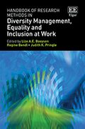 Cover Handbook of Research Methods in Diversity Management, Equality and Inclusion at Work
