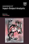 Cover Handbook of Input–Output Analysis