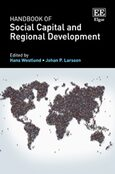Cover Handbook of Social Capital and Regional Development